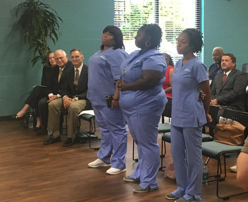 Three technicians certified through MDHA's job training program will begin providing in-home treatment within the next six weeks.