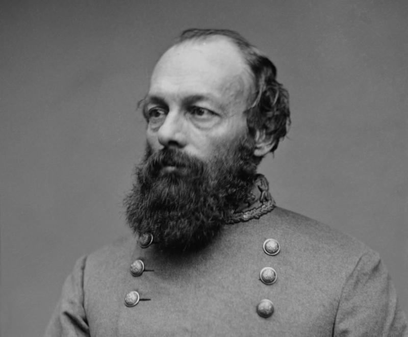 Edmund Kirby Smith commanded Confederate forces west of the Mississippi River and later taught biology.