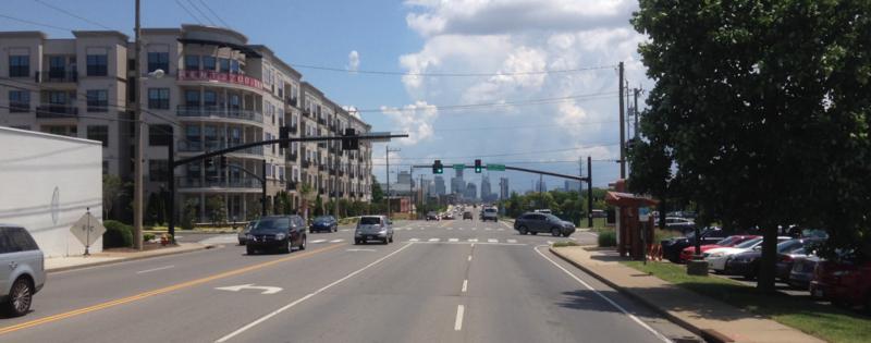 Nashville Charlotte Avenue