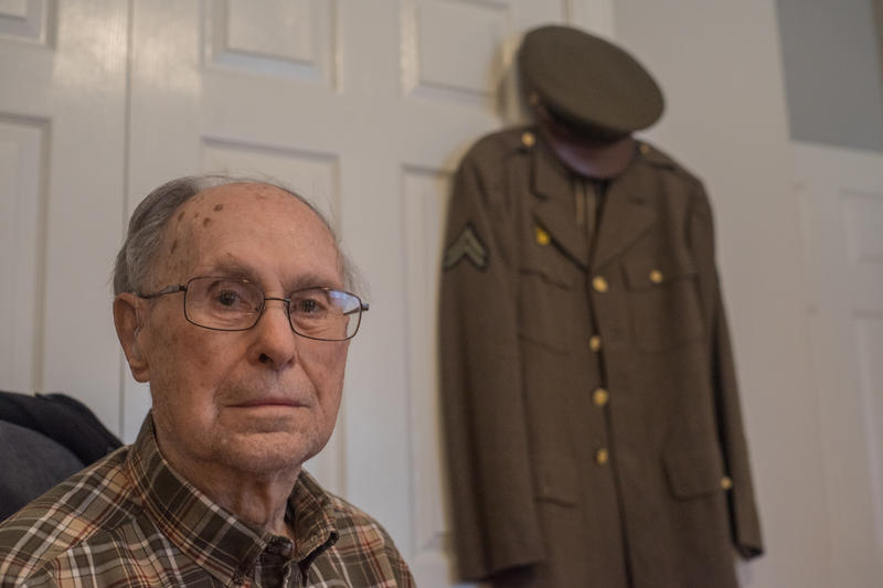 More than 70 years later, Michael Fleischmann still has dreams about the war.