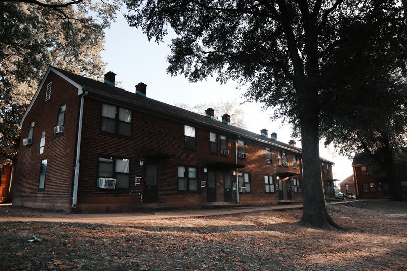 The James Cayce public housing complex, along with a handful of other public housing across Nashville, is about to be transformed into mixed income housing.