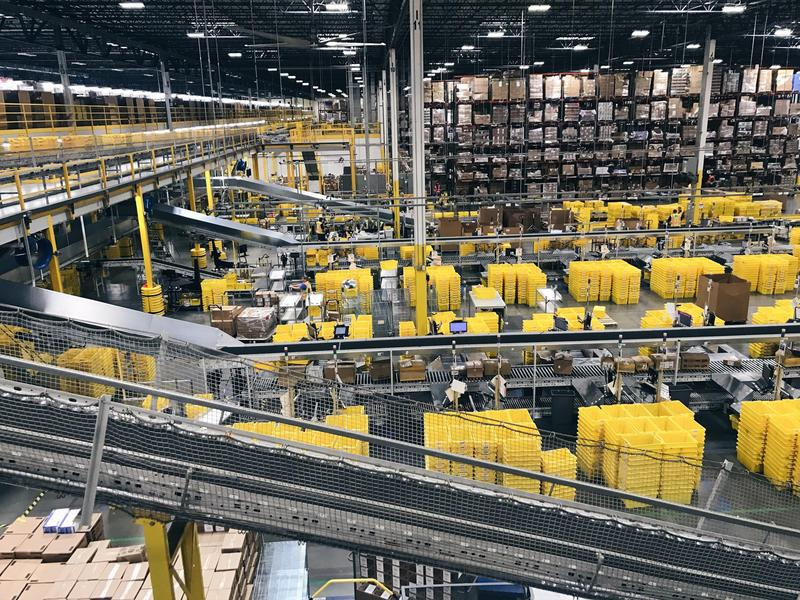 Amazon already operates five distribution centers in Middle Tennessee, including one in Lebanon and another in Murfreesboro.