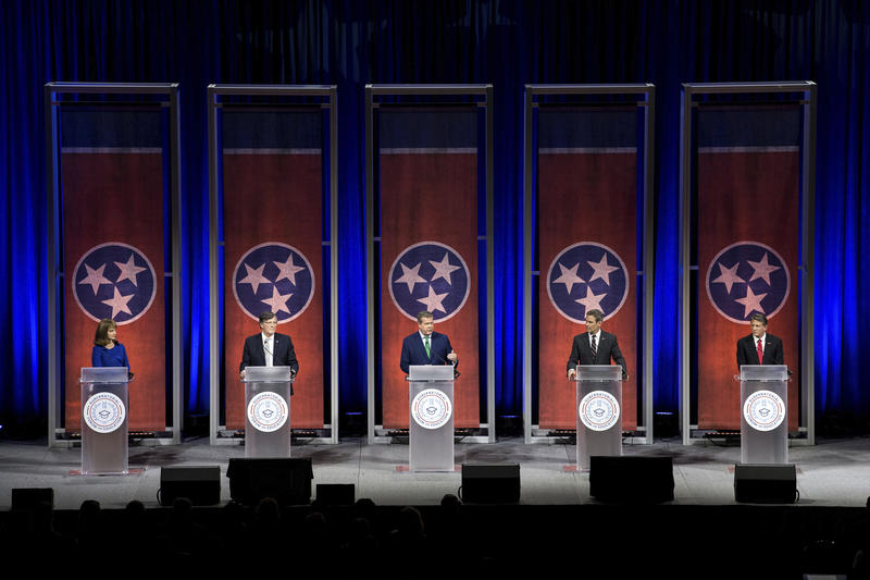 School vouchers weren't even brought up at a recent gubernatorial forum on education, a sign of how much the issue has waned in importance in Tennessee.