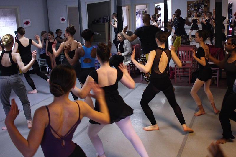 Rejoice Ballet