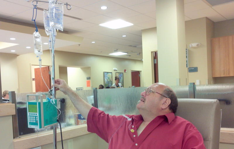An estimated 4 million hospitalized patients recieve IV fluids annually in the United States. Authors of a new study on saline say a switch to so-called balanced fluids could save thousands of lives a year.