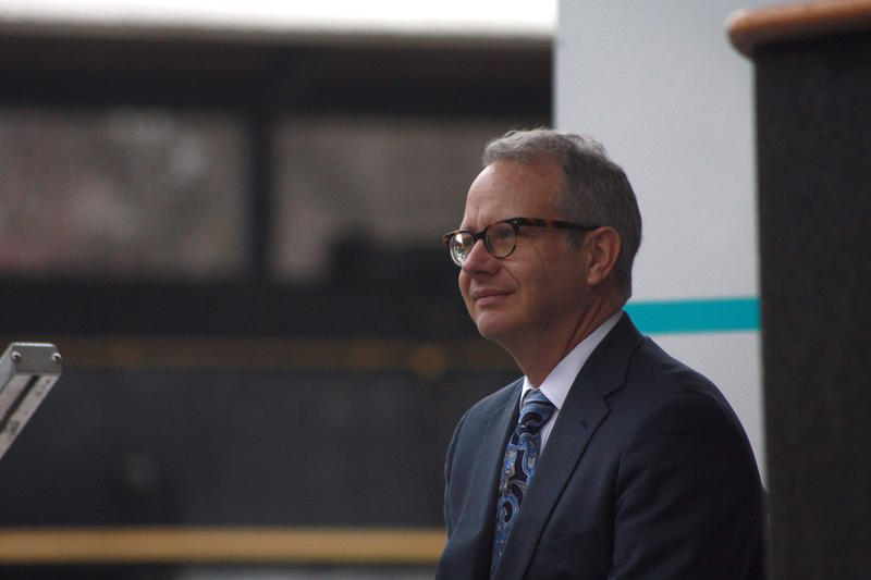 David Briley will be Nashville's new mayor. Among his colleagues he's known as a progressive, fair-minded leader with a knack for consensus building.