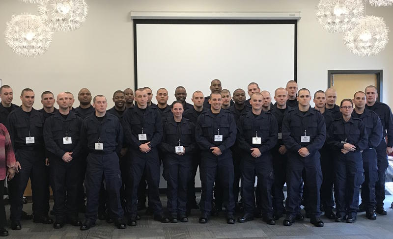 The Mobile Diversity Seminar began two years ago as a way to introduce new recruits to some of the city's more vulnerable communities.