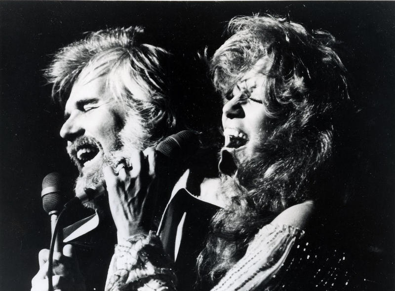 Dottie West and Kenny Rogers wrote a string of chart-topping hits together. West was inducted into the Country Music Hall of Fame.