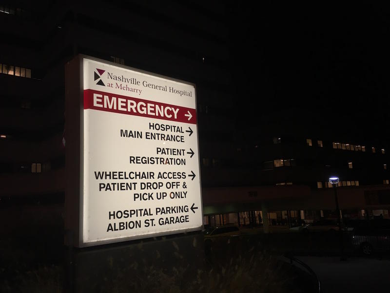 Nashville General Hospital has had to ask for mid-year cash infusions recently to make sure it can keep up the payroll, making it difficult to invest in equipment.
