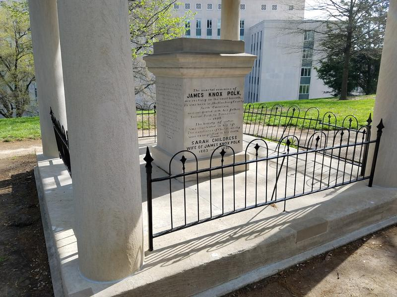 State lawmakers are planning another vote on whether to move President James K. Polk's tomb from Nashville to Columbia.