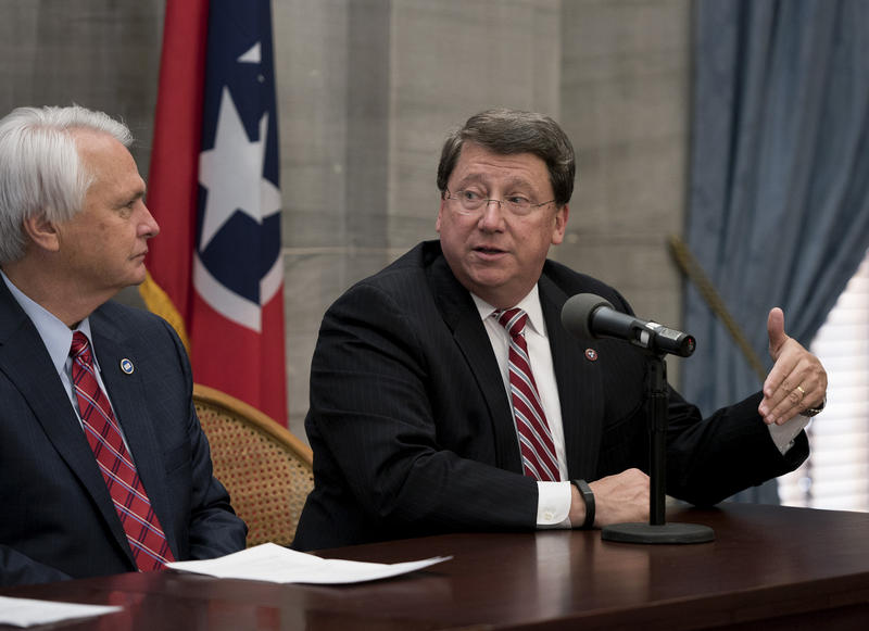 Senate Majority Leader Mark Norris has been a major supporter of the Juvenile Justice Reform Act. He blames lobbying from juvenile court judges for watering down the measure.