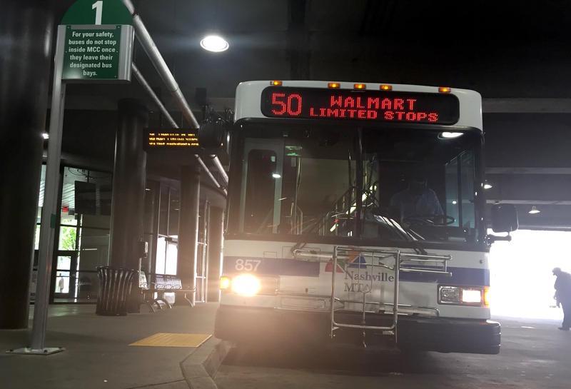 Nashville bus