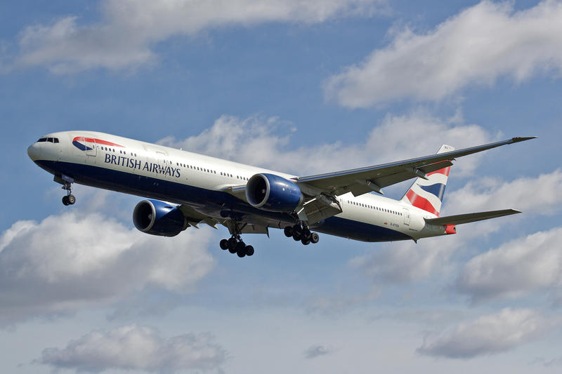 British Airways begins a non-stop weekday flight between Nashville and London May 4, marking one of the few international flights from the airport.