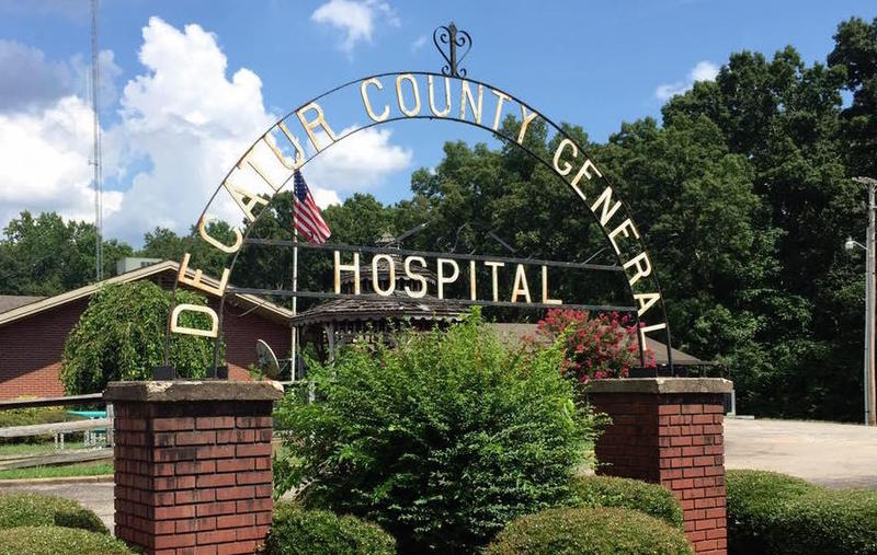 Decatur County General Hospital was weeks away from closing before a group of novice investors made an offer to buy it earlier this year.