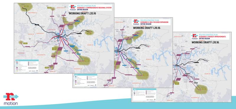 Nashville transit nMotion