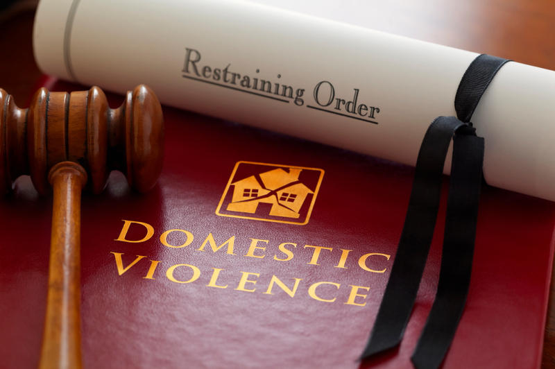 Many domestic violence cases are dropped because victims are too traumatized to appear in court.