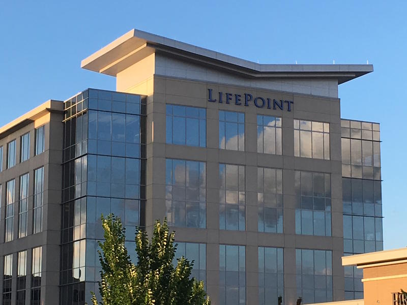 Headquartered in Brentwood, LifePoint Health's facilities in Tennessee are mostly in outlying areas like Carthage, Pulaski and Hartsville.