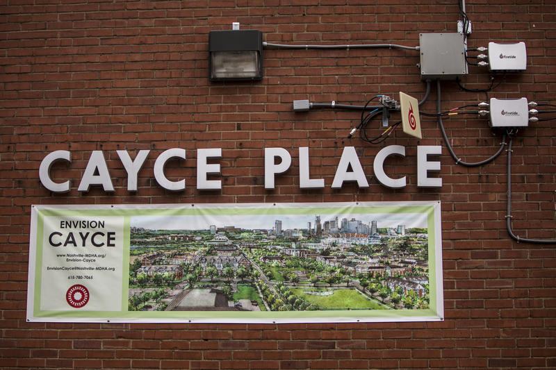 Big changes are coming to James Cayce. And resident Vernell McHenry has to decide how, if at all, she'll embrace them.