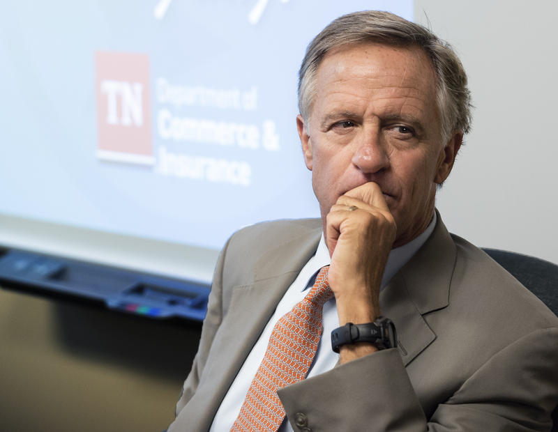 Tennessee Governor Bill Haslam says he opted against intervening after talking to scores of experts.