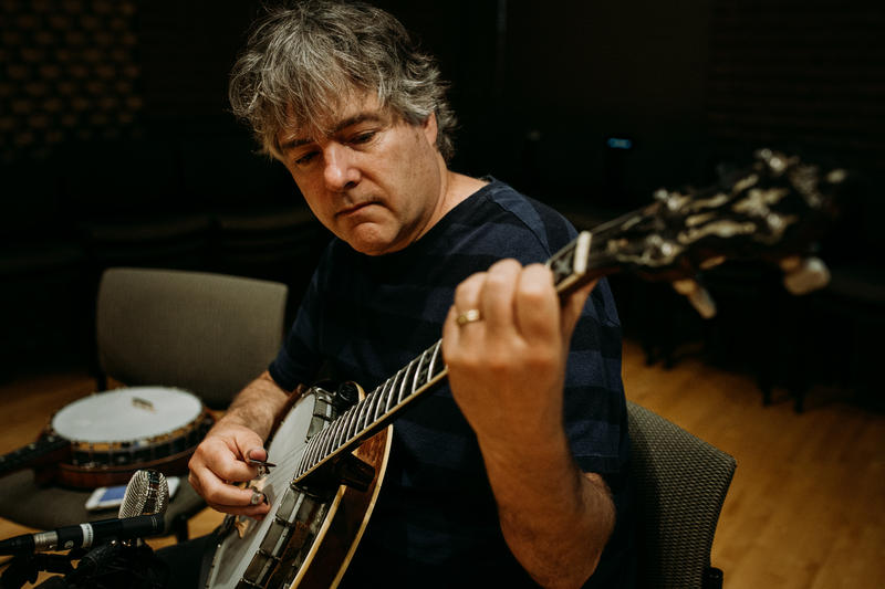 Bela Fleck is one of the featured artists on our local playlist. Kara McLeland for 91Classical.