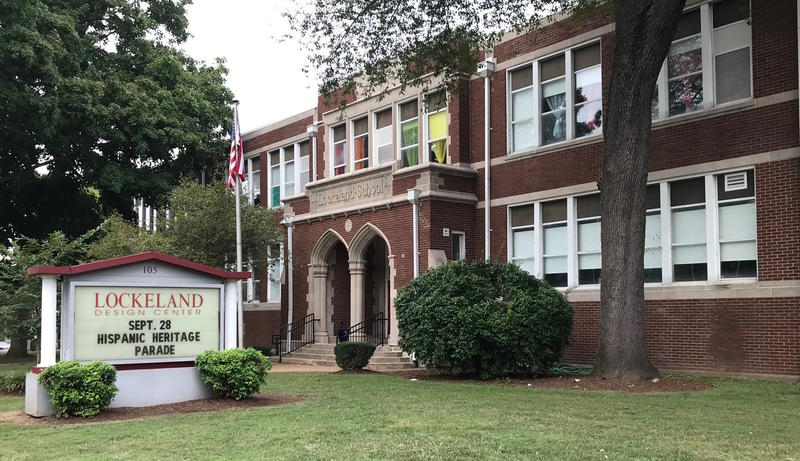 In recent years, the student body at Lockeland Elementary has gone from half African-American to nearly all white. It's become so stark, that a group of parents say the school must do something to change it.