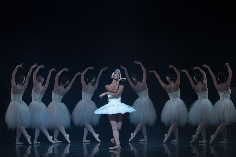 Kayla Rowser, courtesy of Nashville Ballet