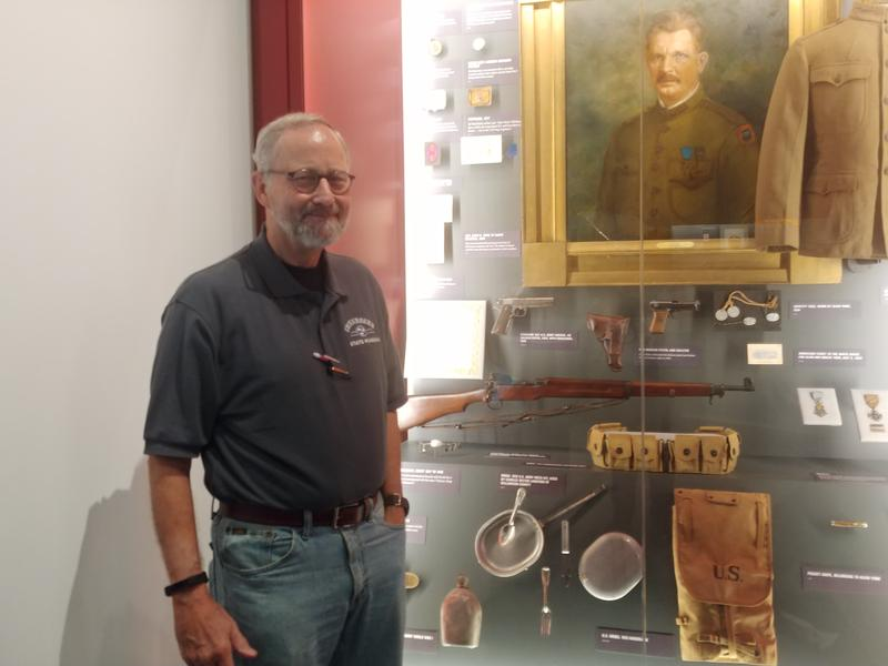 Dan Pomeroy, chief curator of the Tennessee State Museum, said the money and space allocated for the facility makes it possible to display objects for the first time.