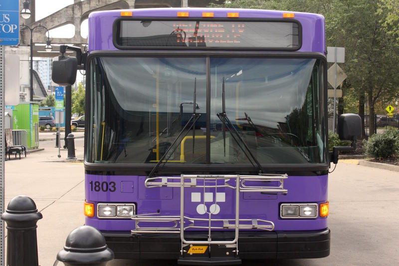 Ridership is falling on the Nashville area's regional buses, and officials say there's little they can do to make them more attractive to commuters.