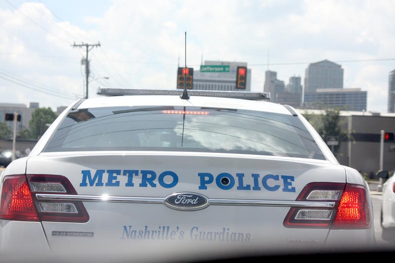 A white Nashville officer is under intense scrutiny after fatally shooting a black man in July.