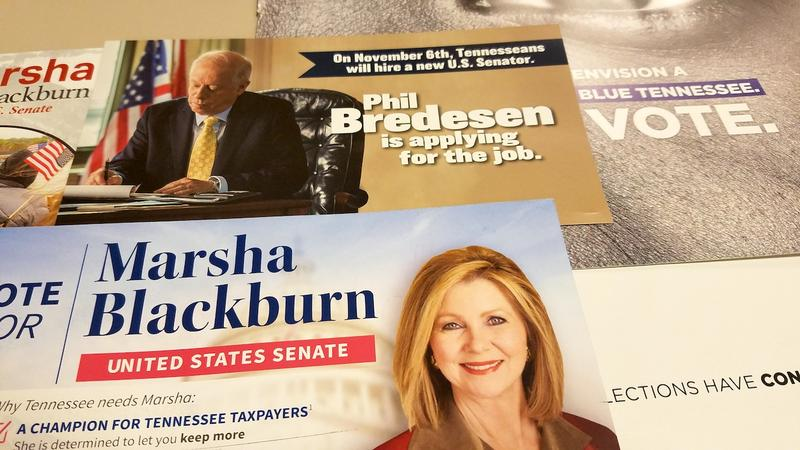 A close Senate race between former Gov. Phil Bredesen and Congressman Marsha Blackburn could mean a surge in online traffic to the state's election site.
