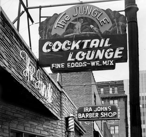 The Jungle on Commerce Street became a place where gay men could meet discreetly at a time in Nashvillle when same-sex relationships were taboo.