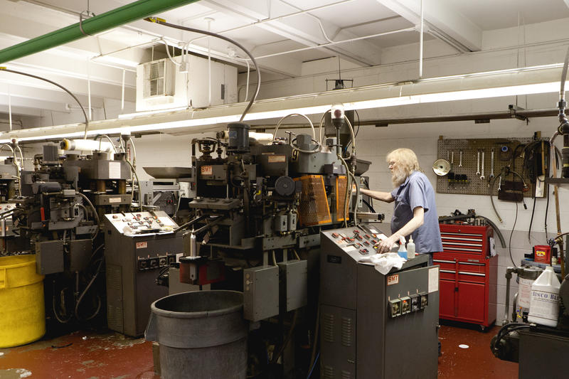 Automatic presses