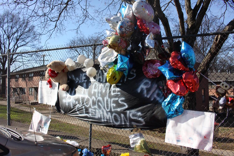 Jocques Clemmons memorial horizontal