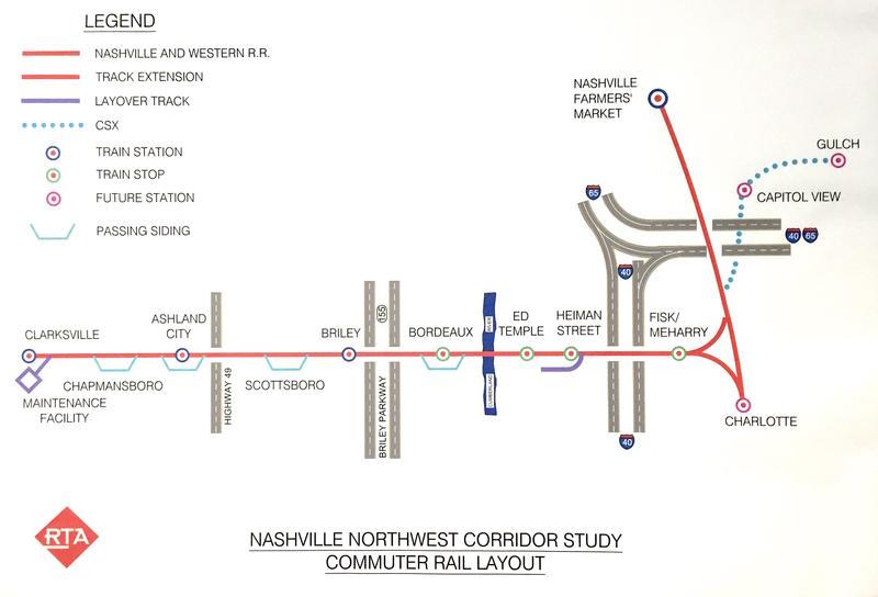 northwest corridor Nashville
