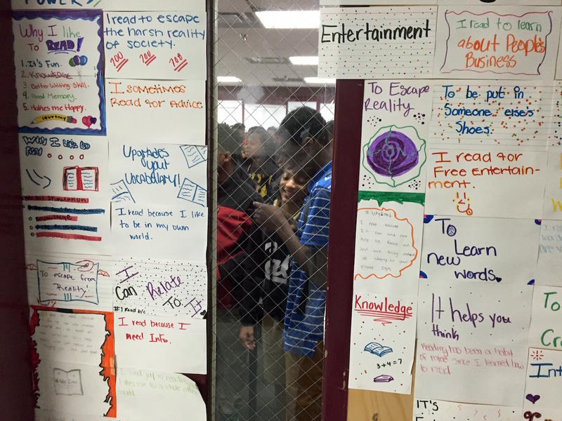 Metro Schools classroom