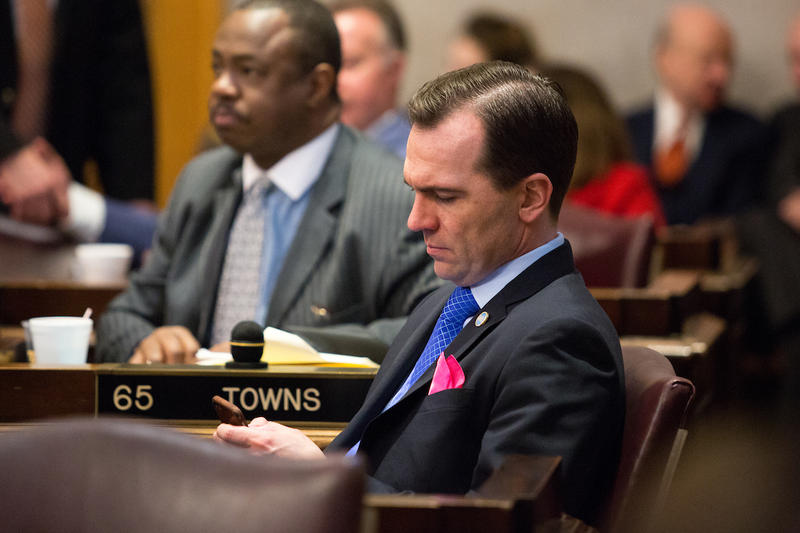 State Rep. John Ray Clemmons, D-Nashville, says he expected a resolution condemning white nationalists to pass easily.
