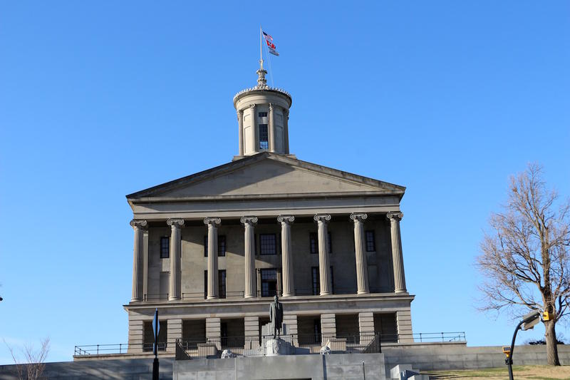 Tennessee capitol legislature