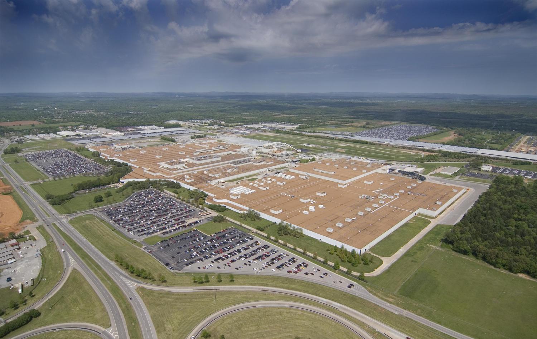 Nissan plant smyrna tn address