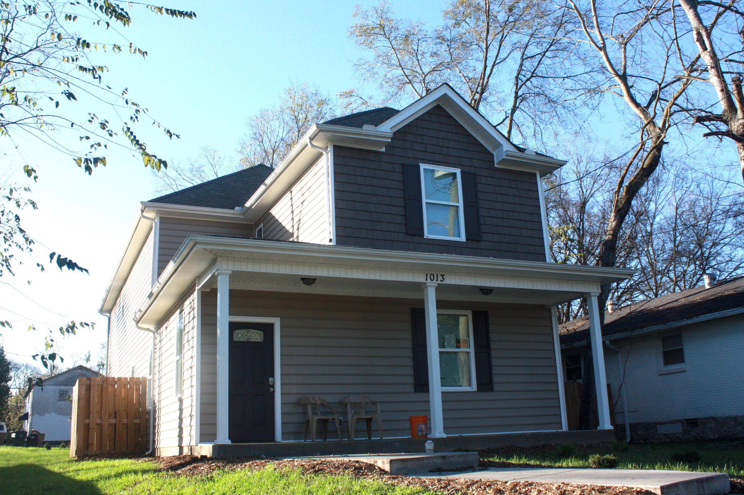 cool building an affordable home. barnes fund 7512 jpg Nashville Awards  2 Million To Build 57 Affordable Homes But