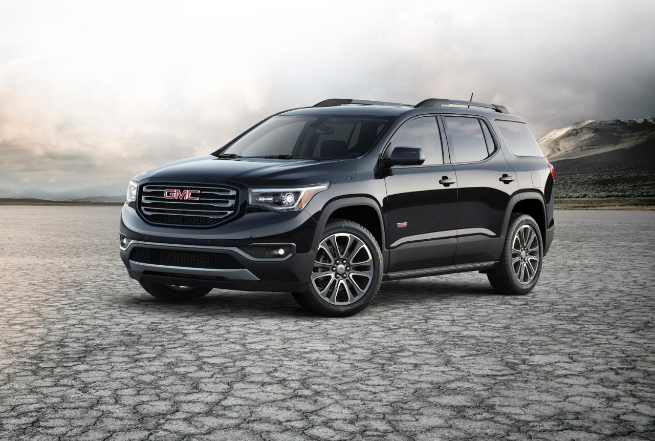 Gm Makes It Official Spring Hill To Build Smaller Acadia Suv