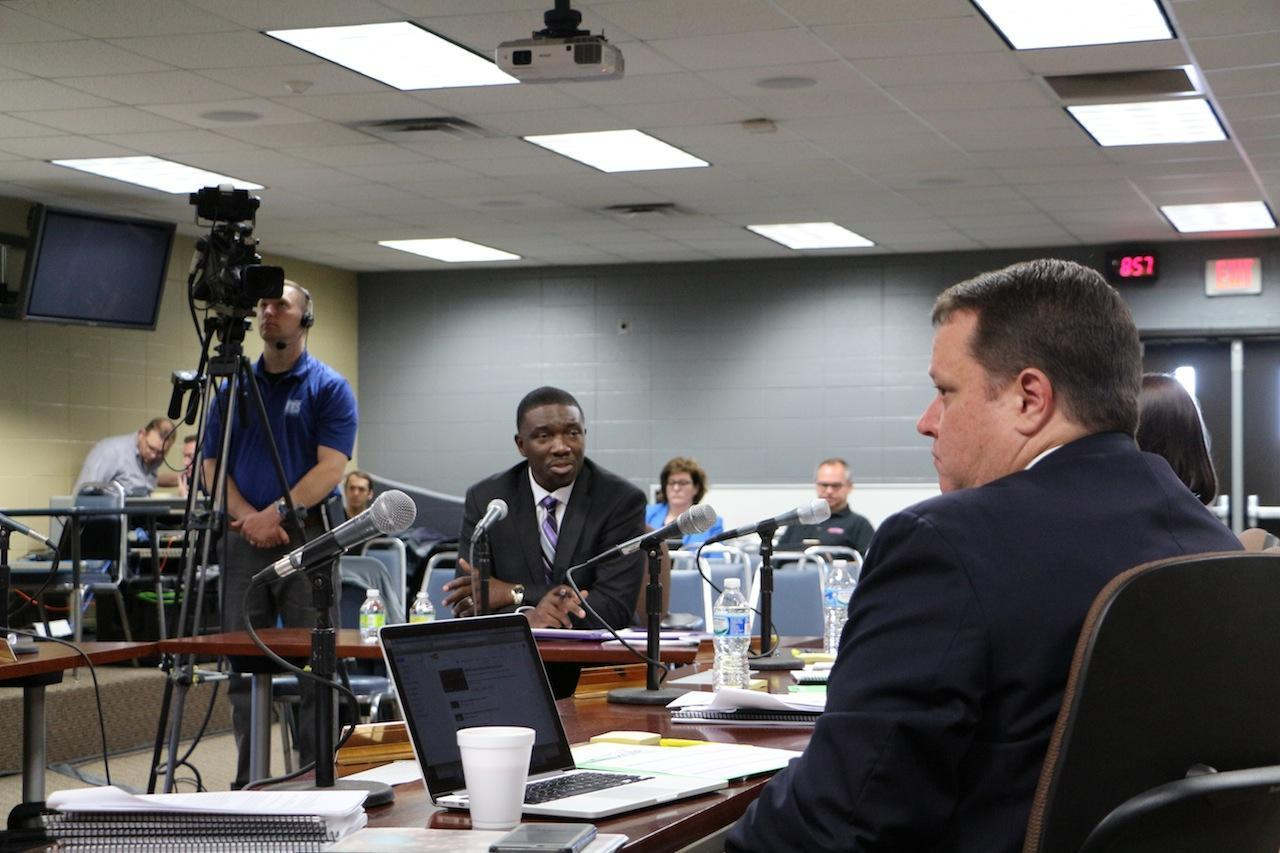 shawn joseph requests unity from nashville school board during shawn joseph was presented as one of six finalists by a search firm he was then invited back for a second round of more in depth interviews