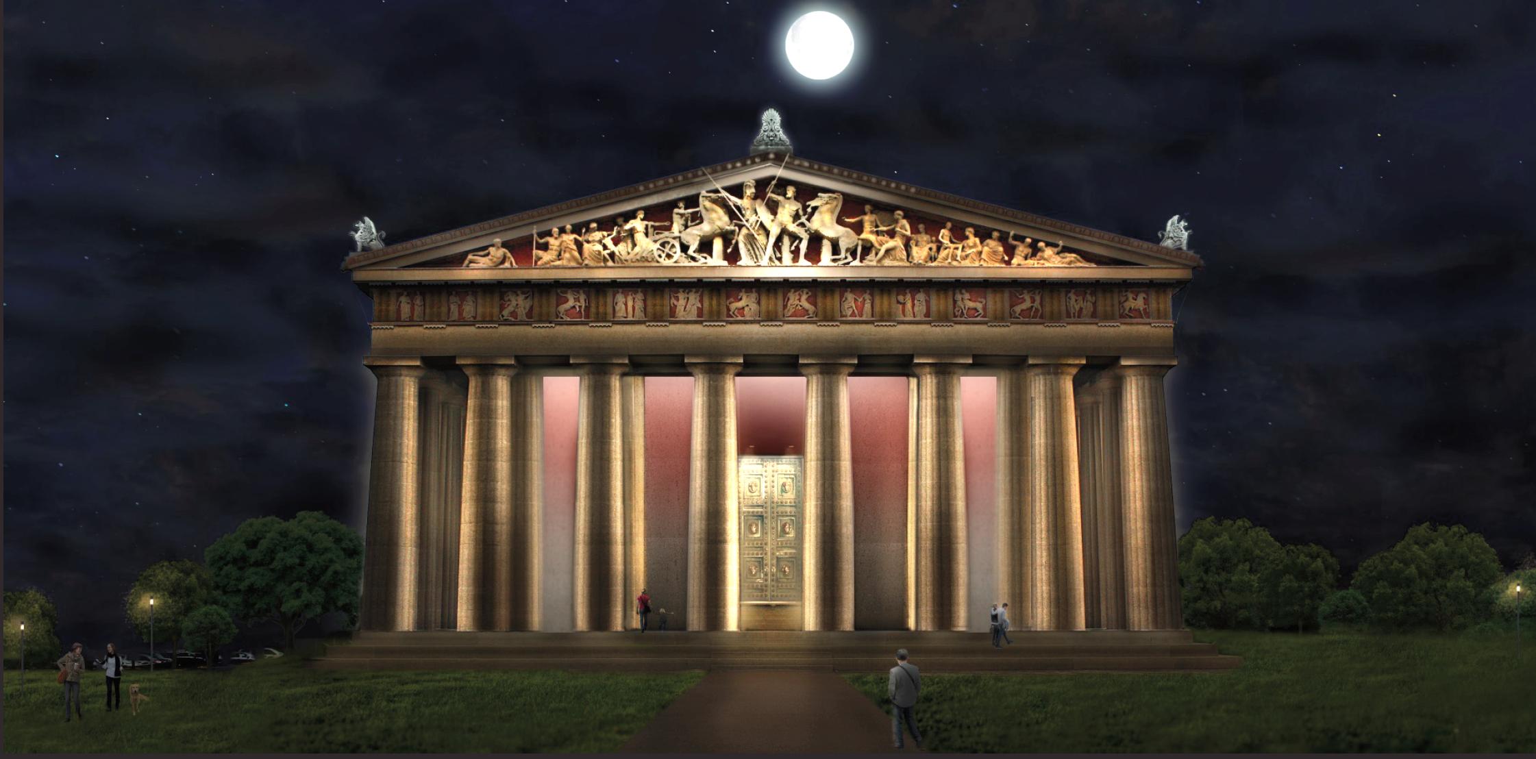 Nashvilles Centennial Park To Get 22M Upgrade With New Lighting