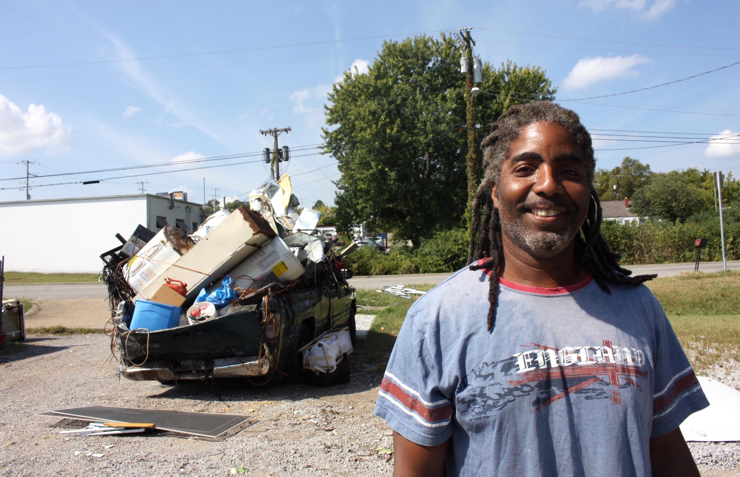 How A Nashville Metal Scrapper Became Nationally Known For His ...