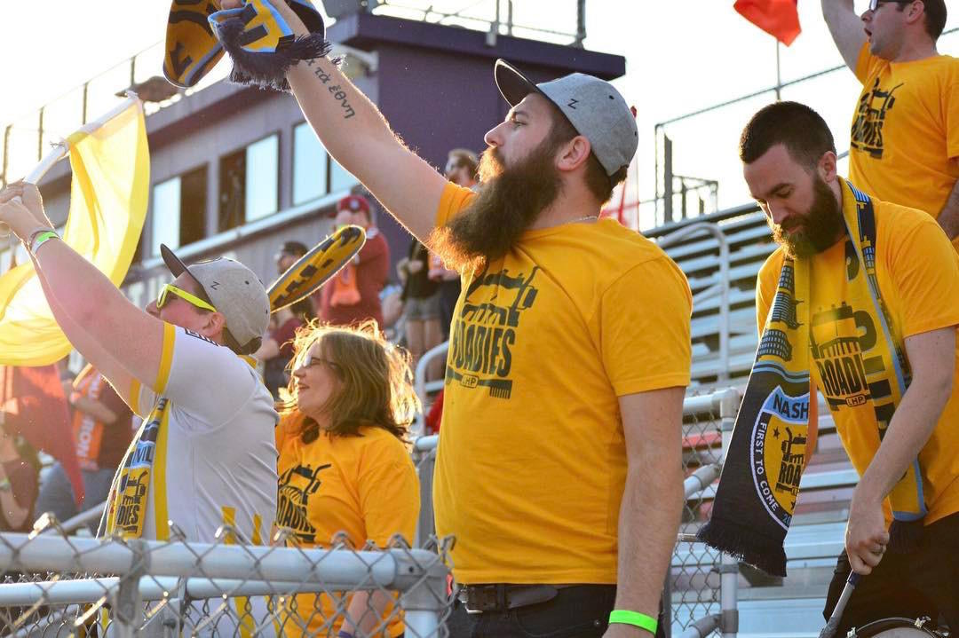 Nashville awarded a Major League Soccer club, announcement coming