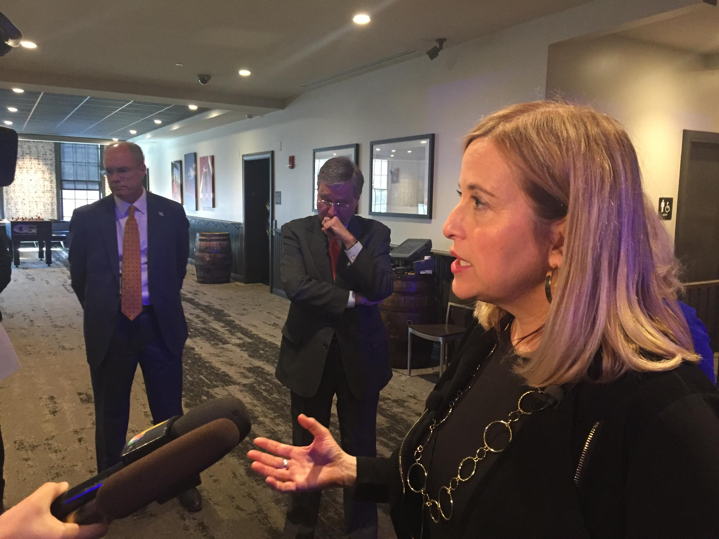 Nashville Democratic Mayor Admits to Affair With Head of Her Security Detail