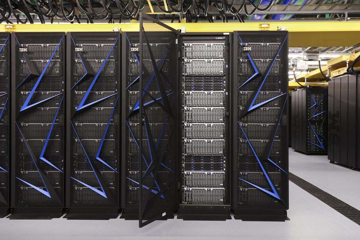 US  one-ups China in supercomputing race with IBM-made machine