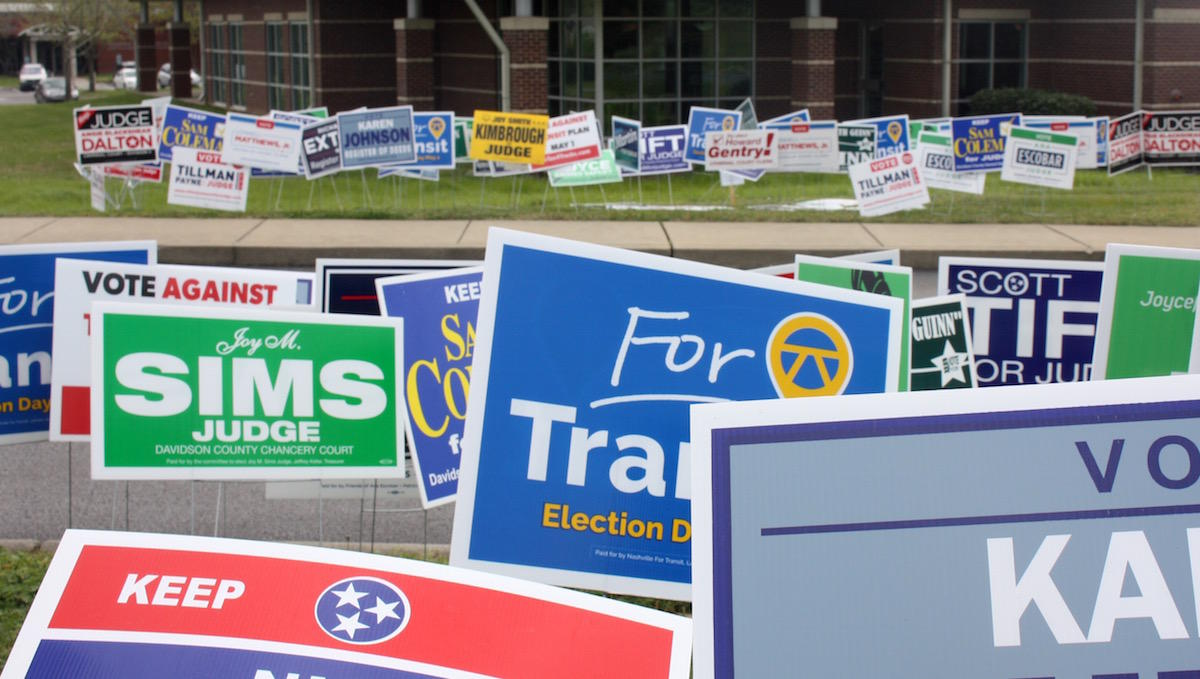 Middle Tennessee Races: Escobar Wins Judge Seat In Nashville; Ketron ...