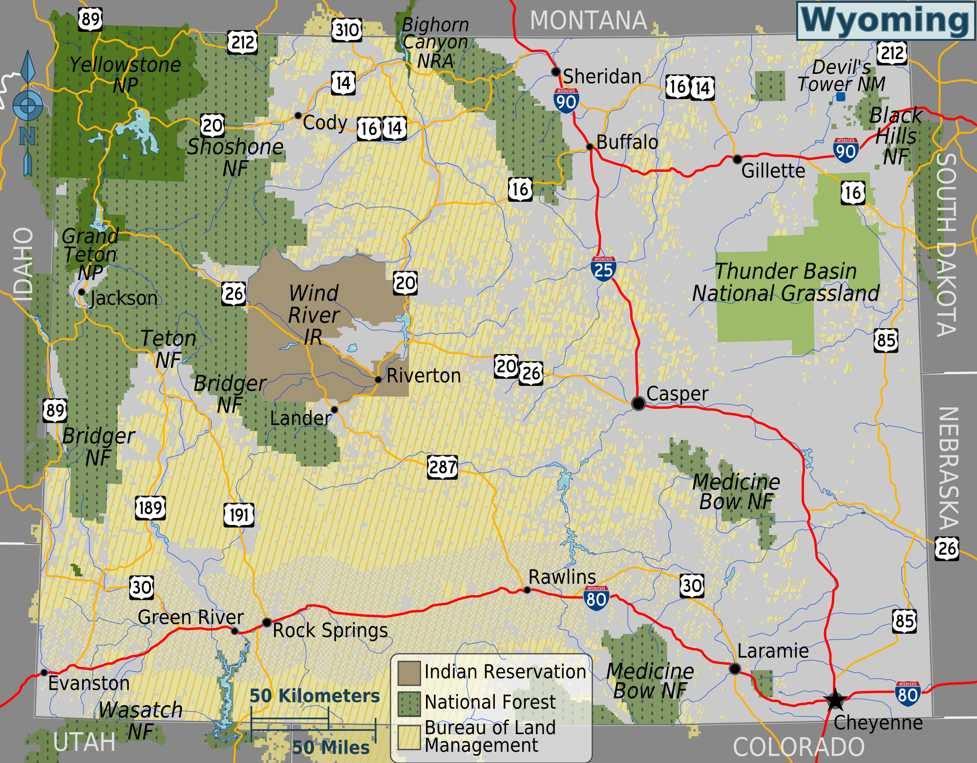 DOI Leaked Strategic Plan Re Affirms Energy Priorities | Wyoming
