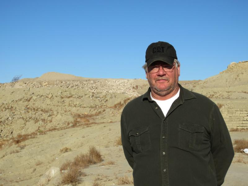 Park County Solid Waste Director Tim Waddell is overseeing the consolidation of four landfills.