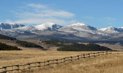 The Bighorn Mountains